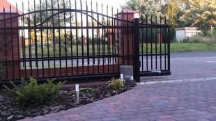 Somfy Bahçe Kapı Motorları